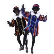 Piet de luxe Madrid Zwart en Blauw Rood