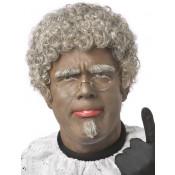 Pietenpruik Grijs Opa Piet