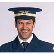 Pilotenpet / officier