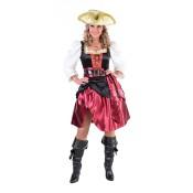Piratendame Jamie Bordeaux