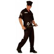 Politiepak met pet en riem