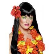 Bloemen haarclip
