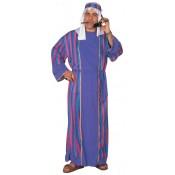 Sheik kostuum paars