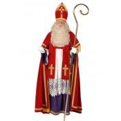 Sinterklaas TV kostuum paardenmantel (Bram)