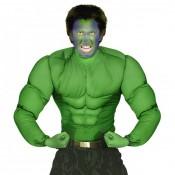 Spierenshirt groen - De Hulk