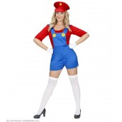 Super Loodgieter Vrouw