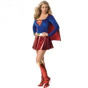 Supergirl sexy kostuum