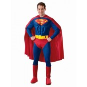 Superman kostuum met borstkas