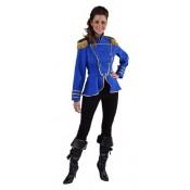Circus Uniform Jas Blauw