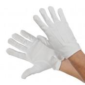 Luxe witte handschoenen