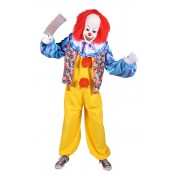 It Clown - Scary Clown met Masker