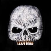 Skull Half Masker