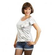 Zilver Shirt dames