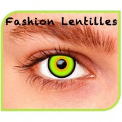 FASHION LENTILLES CRAZY Mad Hatter lenzen