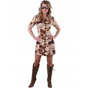Army girl Desert Storm