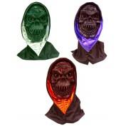 Horror halloween maskers