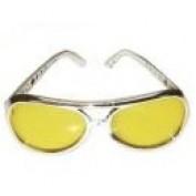 elvisbril zilver