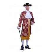 Rococo kostuum heer