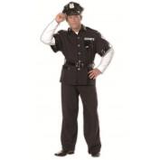 Politiepak met pet