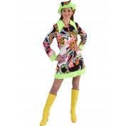 Fantasy girl Disco jurkje
