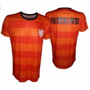 KNVB voetbalshirt Oranje
