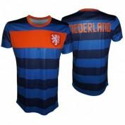 KNVB Voetbalshirt Nederland Blauw