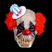 Peppy Clown Horror Masker