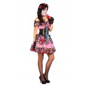 Day of the Dead Jurkje roze