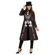 Jas Dame Spectre Skelet