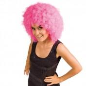 Afropruik roze St