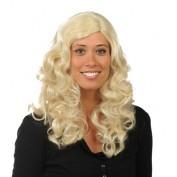 pruik Pamela blond