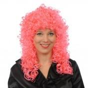 Roxy Wetlook Pruik Luxe Pink