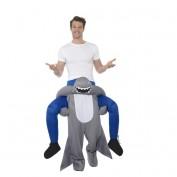 piggy back haai kostuum