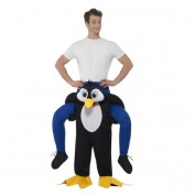 carry me kostuum pinguin