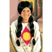 indianenpruik zwart
