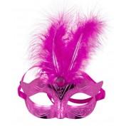 Oogmasker Pink paars