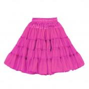 Petticoat Roze 3 laags de luxe