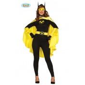 Batgirl Dames kostuum