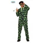 Marihuana Kostuum 3 delig