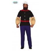 Brutus popeye kostuum