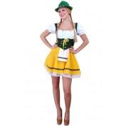 Tiroler jurk Greetje
