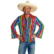 Kleurige Mexicaanse Blouse