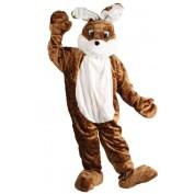 Mascotte konijnenpak Luxe