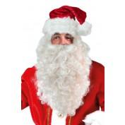 lange kerstmanbaard vordelig