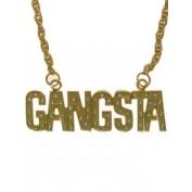 gouden Gangster Ketting