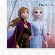 Frozen 2 servetten 20 x