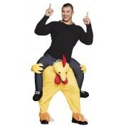 Carry Me Kip Kostuum