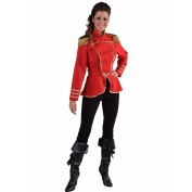 Circus Uniform Jas rood