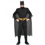 Batman kostuum muscle chest