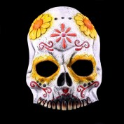 Day of the Dead Half Masker